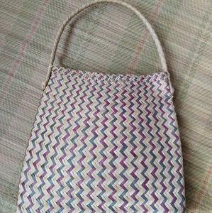 Handbags - Woman straw bag